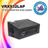 """Ligne active karaoke de Vrx932lap 12 """" de haut-parleur d'amplificateur d'alignement"""