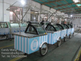 Итальянские автомобили мороженного/тележки Gelato/Bike Gelati/ручка Trycycle Popsicles
