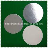Junta de aluminio, junta de tapa, junta de 66 mm, junta pequeña para viales de vidrio, junta de inducción