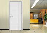 Porte coupe-feu, porte de salle de bains, prix en aluminium d'armature de porte