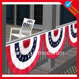 Jarmoo подгоняло плиссированную США овсянку флага