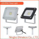 Reflector ultrafino de Pad10W LED SMD