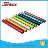 Skilful&#160 ; Bâton en aluminium de relais de fabrication, bâton de relais, bâton de piste