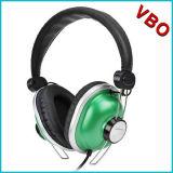 調節可能なヘッドバンド(VB-1099D)が付いている深い低音のステレオのヘッドホーン
