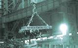Serie del tipo de alta frecuencia imán de elevación de MW61 para los desechos de acero