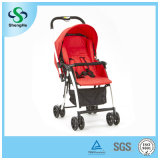 Neuer Design Reversible Aluminum Alloy Baby Spaziergänger mit Adjustable Footrest (SH-B11)