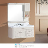Tipo moderno vanidad del PVC del precio competitivo del cuarto de baño