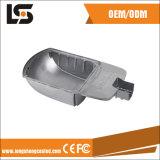 Boîtier léger imperméable à l'eau de lampe de boîtier de réverbère du boîtier DEL de fonte d'aluminium de qualité