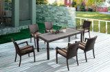Mobília popular do hotel do projeto da qualidade superior ao ar livre Using a tabela de Chair& (YTA362-1&YTD533)