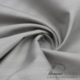 вода 75D 300t & Ветр-Упорной способа куртки ткань 100% нити Мор-Острова полиэфира жаккарда шотландки вниз сплетенная курткой (X042)