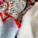Zwei Schicht Digital gedruckte Microfiber Kind-Baby Raschel Kaschmir-korallenrote Vlies-Zudecke