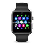 Horloge van de Telefoon van de Groef van de Kaart van het androïde en Ios het Slimme Horloge Phone/SIM Slimme
