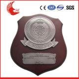 Medalla religiosa de encargo barata estampada del nuevo diseño