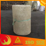 Mineralfelsen-Wolle-Zudecke-Isolierungs-Material-Maschendraht