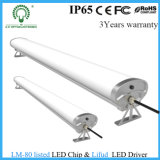 1.2m Waterproof 4FT 40W 220V Daylight СИД Tube