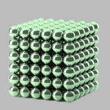 216のビードのNeocube Buckeyの球のネオジムのおもちゃ