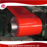 主な品質PPGIは熱い浸された電流を通された鋼鉄コイルをPrepainted