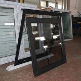 Ventana de aluminio revestida Kz346 del toldo del perfil del polvo de la alta calidad