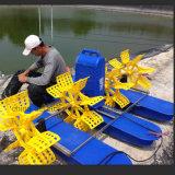Crevette d'aérateur de roue à aubes de machine d'étang de ferme cultivant l'aérateur