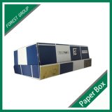 Cutom 2016 Color Printing Corrugated Shoe Box mit Logo