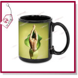 11oz Amazing Sublimation Ceramic Mug con Patch