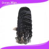 """최고 Cheap Lace 8 """" - 32 """" Human Hair Full Lace& Front Lace Wig Natural Hairline (hw-047)"""
