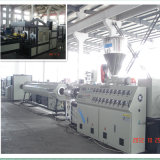 Salvamento - máquina plástica da produção da tubulação do PVC da energia UPVC CPVC