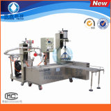Halb Automatic Liquid Filling Machine mit Capping