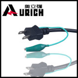 Шнур питания AC Pin Waterproof PSE японии Two для Plug