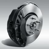 Disque automatique de frein ajusté pour les véhicules ISO9001 de Mercedes
