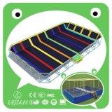 Populäre Qualitäts-Bett-Trampoline für Innenpark (TP1204-12)