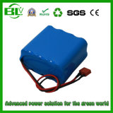 12V 3ah Instrument Lithium Battery All Protected met PCM