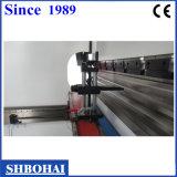 """Maquinaria de dobra da qualidade do tipo de """" Bohai """", máquina de dobra hidráulica da placa, dobrador do metal de Steet"""