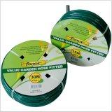 boyau de jardin renforcé résistant UV de PVC de 30m (100 ') avec l'amorçage de polyester
