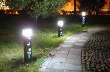 Fq-749-1 lampe extérieure solaire de lumière de jardin de l'induction LED
