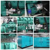 CA elettrico di inizio di prezzi di fabbrica 120kw 150kVA 230V 400V tipo uso silenzioso dell'uscita di 3 fasi della casa del generatore silenzioso