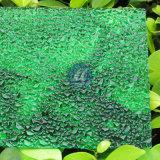 Feuille de relief ridée par PC colorée de polycarbonate