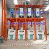18tpdひき割りトウモロコシのトウモロコシ澱粉の処理機械