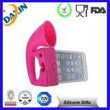 Maiale Shaped Silicone Suction Rubber Phone Stand Holder per Mobile