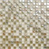 15*15 het Mozaïek van het Glas van de Ritselen van het ijs/Mozaïek van de Steen van de Mengeling het Marmeren