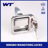 Wangtongの高品質のステンレス鋼のパネル・ドアロック