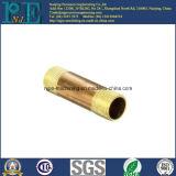 精密習慣CNCの機械化の真鍮の付属品