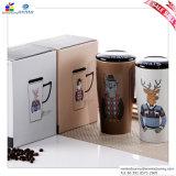 Ceramic creativo Cup e Mug con Cover