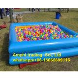 Piscina de agua gigante bola de la burbuja Pit piscina piscina inflable