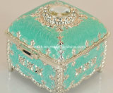 Perla Jewelry Box per Lady, Jewelry Caso
