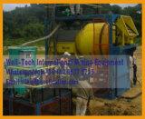 Petit carter centrifuge de concentrateur d'équipement minier de minerai d'or