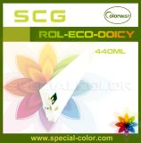 Mimaki Printer (ROL-ECO-001CY)のためのChipのEco Solvent Ink Cartridge