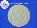백색 분말을%s 칼륨 황산염 (SOP) 또는 입자식