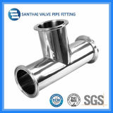Wenzhouの専門の製造業者の衛生ステンレス鋼のティー