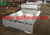 Fabricante de nivelador de muelle con la INMERSIÓN caliente galvanizada para el cargamento y descargar